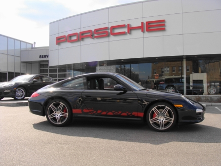 Magnetic and Vinyl Graphics and Decals for Porsche