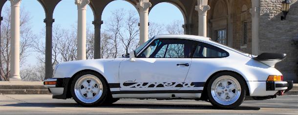 Magnagrafik Home Porsche Graphics Magnetic Decals For